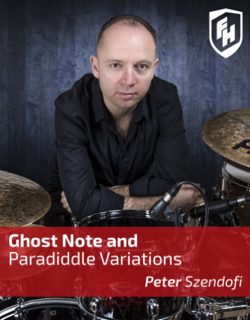 Ghost Note and Paradiddle Variations